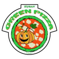 Styrian Green Pizza